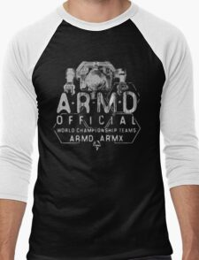 ARMD World Championship - Direwolf V2 Men's Baseball ¾ T-Shirt