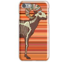 Arizona Desert Bighorn Sheep iPhone Case/Skin