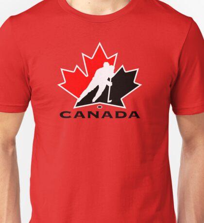 CANADA NATIONAL ICE HOCKEY TEAM Unisex T-Shirt