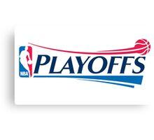   2016 NBA Playoffs   Canvas Print