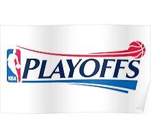 | 2016 NBA Playoffs | Poster