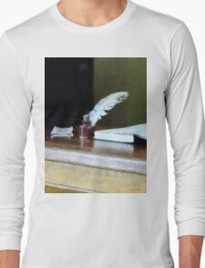 Cash Deposit Long Sleeve T-Shirt