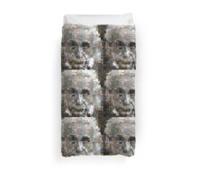 The Genius Of Numbers Duvet Cover