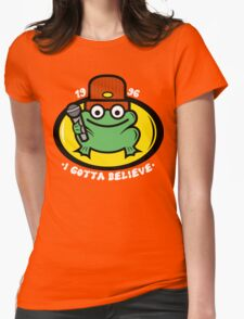 Believin' Since 96... Womens Fitted T-Shirt