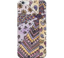 Pattern Burst iPhone Case/Skin