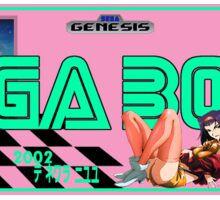 Sega Slap Sticker