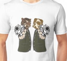 Pulp Fiction - Tiger and Dog Unisex T-Shirt