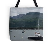 barmouth harbour Tote Bag