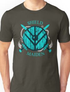 shield maiden - viking warrior - norse Unisex T-Shirt