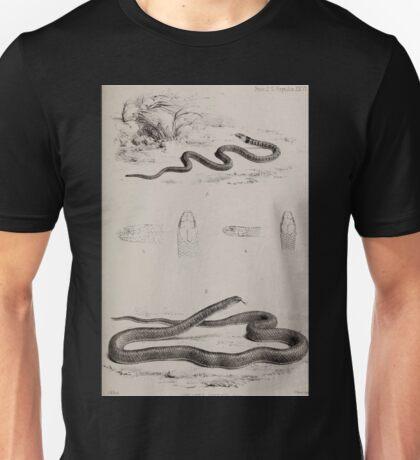 Proceedings of the Zoological Society of London 1848 - 1860 V4 Reptilia 029 Unisex T-Shirt