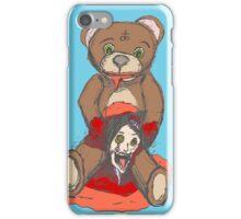 Satanic Teddy - Bad Toy iPhone Case/Skin