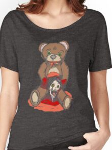 Satanic Teddy - Bad Toy Women's Relaxed Fit T-Shirt