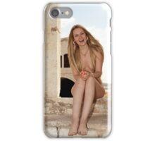anna at mirabel, no. 5 iPhone Case/Skin