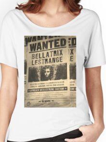 Wanted - Bellatrix Lestrange Women's Relaxed Fit T-Shirt