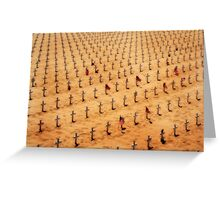 Never Forgotten Never Forget Greeting Card