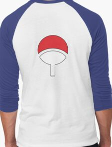 Uchiha Clan Men's Baseball ¾ T-Shirt