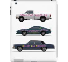 US Road Trip Cars iPad Case/Skin