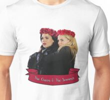 SwanQueen - The Queen and The Saviour Unisex T-Shirt