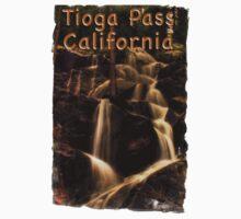 Tioga Pass Waterfall One Piece - Short Sleeve
