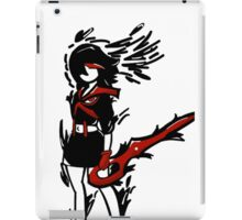kill la kill inspirired iPad Case/Skin
