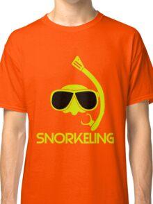 Snorkeling Diving Classic T-Shirt
