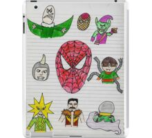Spidey Jr. iPad Case/Skin