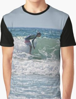 Surfing USA Graphic T-Shirt