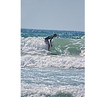 Surfing USA Photographic Print
