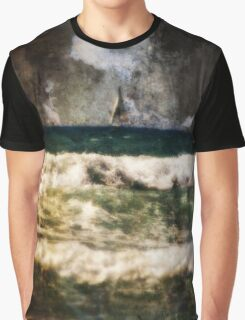 Sailing in California Graphic T-Shirt