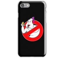 Ghostbusters Girl iPhone Case/Skin
