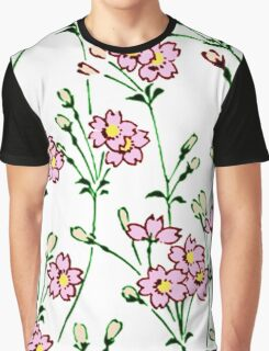 Buds n' Blossoms Graphic T-Shirt