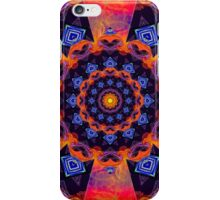 Windmill Mandala iPhone Case/Skin