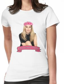 Elizabeth Mitchell - Queen Womens Fitted T-Shirt