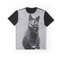 Tortoise shell lady Graphic T-Shirt
