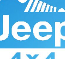 Jeep 1941 Sticker