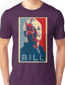 Bill Murray, Obama Hope Poster Unisex T-Shirt