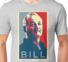 Bill Murray, Obama Hope Poster Unisex T-Shirt