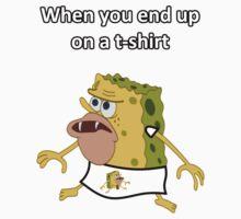 Primitive Sponge One Piece - Short Sleeve