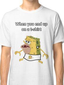Primitive Sponge Classic T-Shirt