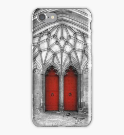 Cathedral Doors iPhone Case/Skin