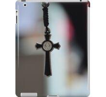 Rosary Crucifix iPad Case/Skin