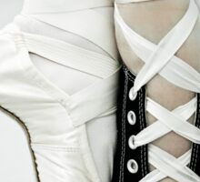 Converse / Pointe Shoe Sticker