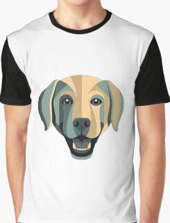 the dog art Graphic T-Shirt