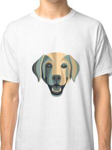 the dog art Classic T-Shirt