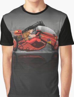 Akira Kaneda  Graphic T-Shirt