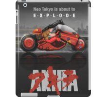 Akira Kaneda  iPad Case/Skin