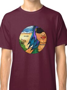 Escape To The Beach Classic T-Shirt