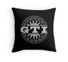 GTI  Throw Pillow