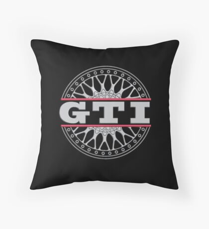 GTI  Throw Pillow