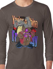 Your a Rhino! I'm a Piggy? Long Sleeve T-Shirt